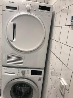 Tvätt/tork maskiner